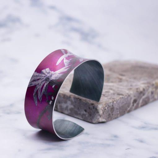 Botanical Design Star Trail Aluminium Jewellery