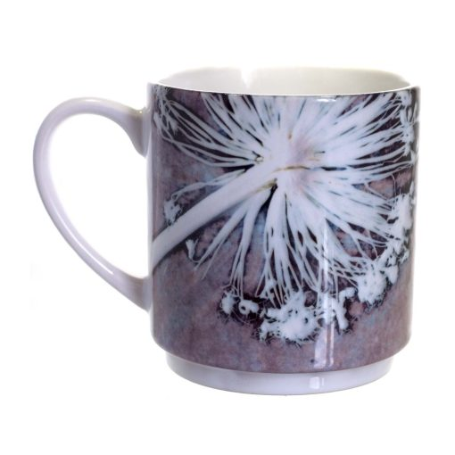 Alliums Ceramic Mug - Home and Kitchen Accessory