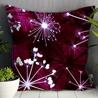 Floral and Botanical Pattern Cushions