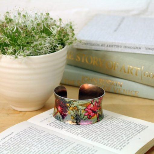 Exotic Inspired Tropical Sunshine Bracelet, Stylish Jewellery Gift