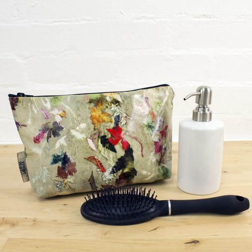 Floral Dance - Botanical Inspired Travel and Beauty Wash Bag