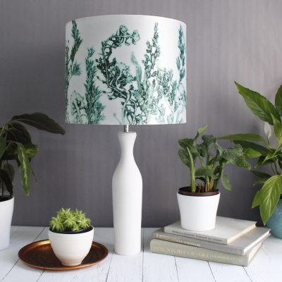 Green Landscape | White & Green Light shade For The Home