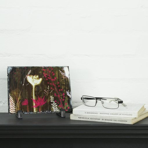 Olive Fantasia Slate Art Print - Home Accessory and Gift