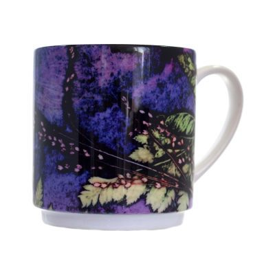 lum Fern Ceramic Mug - Home and Kitchen Accessory