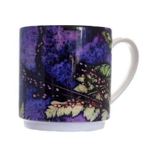 lum Fern Ceramic Mug - Home and Kitchen Accessory