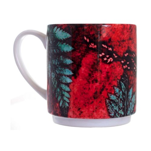 Bright Floral & Botanical Patterned Individual Mugs