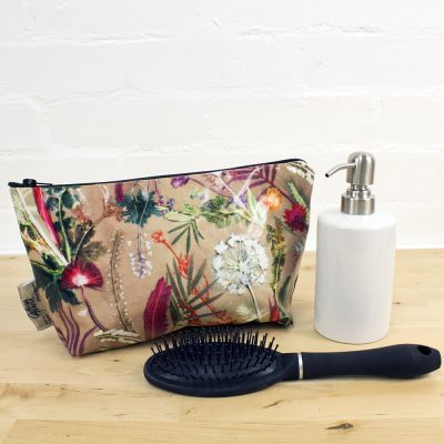 Tropical Dusk - Exotic Inspired Travel and Beauty Wash Bag