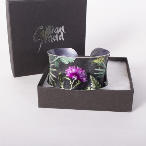 November Birth Flower Bracelet Gift For Her, Chrysanthemum, Beautiful Floral Bangles and Jewellery.
