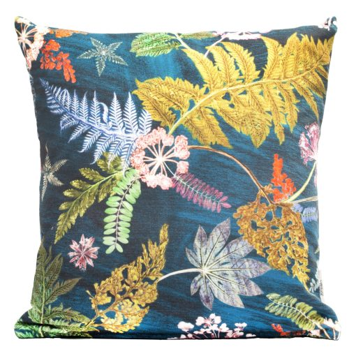 Now Thats Something | Teal & Green Sofa Cushion Bold Design