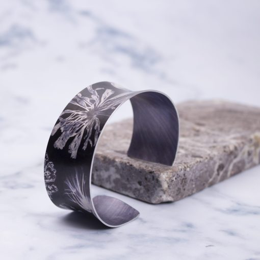 Springs Spectre Botanical Cuff Bracelet and Jewellery Gift