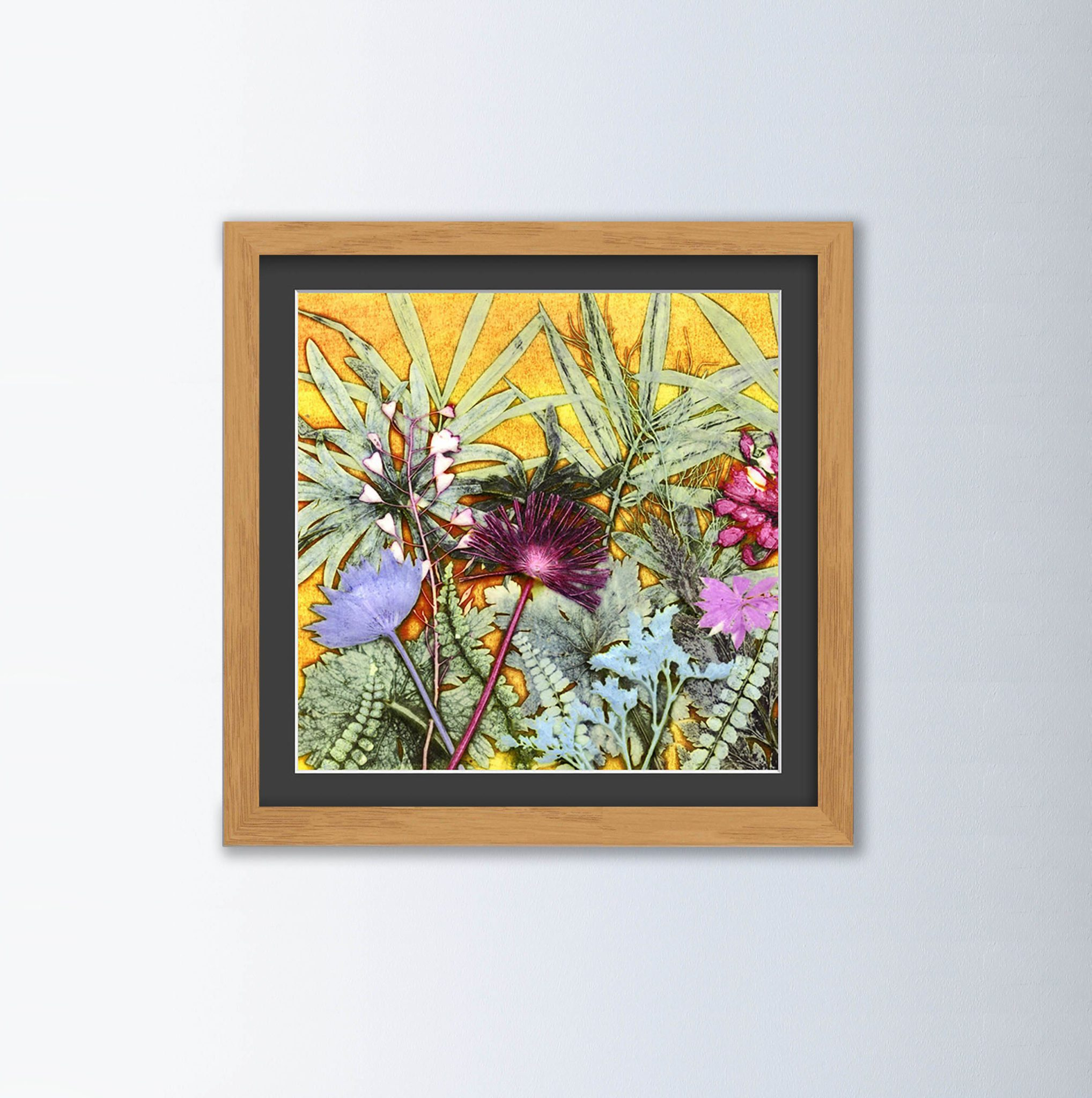 Tropical Sunshine Wall Art AA02