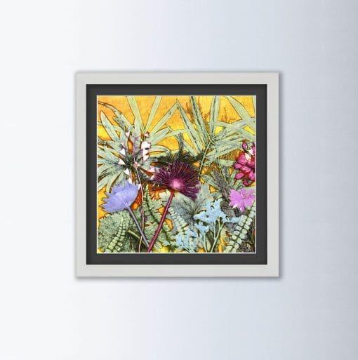 Tropical Sunshine Wall Art AA02