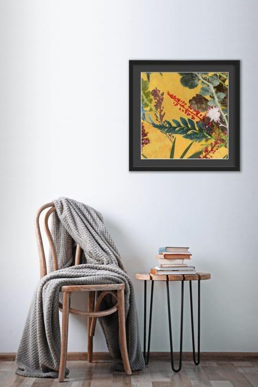 Botanical Wall Print AA07