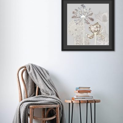 Cow Parsley Wall Art AA06