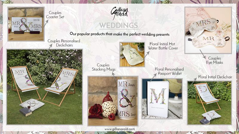 The Perfect Wedding Presents