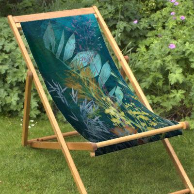 Aqua Magna Deckchair